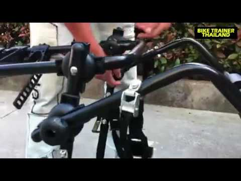 แร็คจักรยาน พร้อมตัวอย่างการติดตั้ง