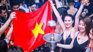 Nonstop 2018 - U23 Đi Bar Ô Lế Ô Lế Ô Lế Ô Lề - Lk Nhạc Sàn Cực Mạnh 2018