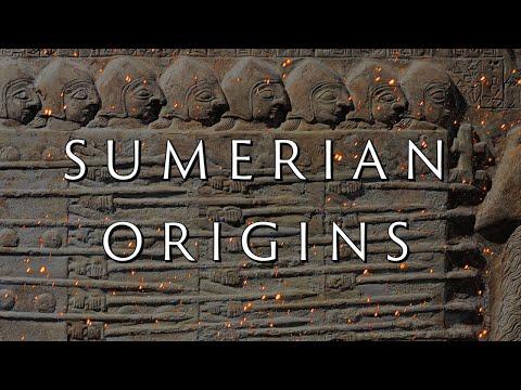 The Origins Of The Sumerians (DNA)