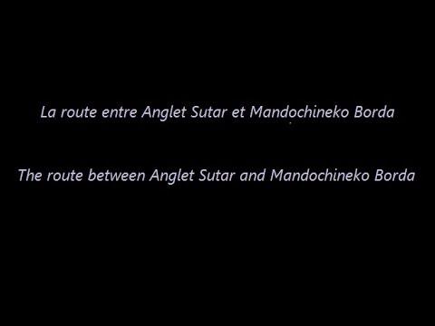 De Anglet Sutar à Mandochineko Borda