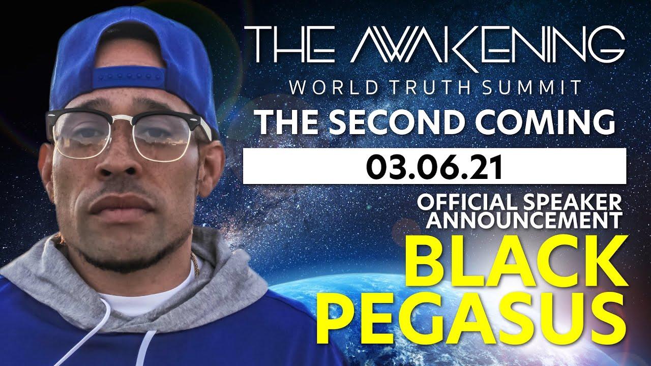Black Pegasus - Speaker Announcement | The Awakening 2