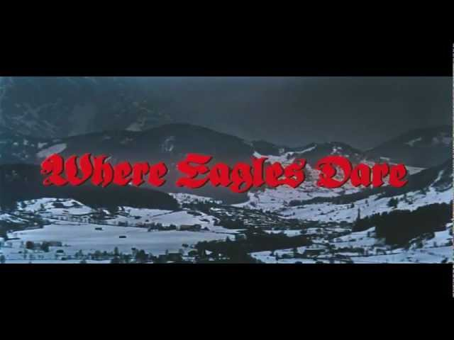 Donde Las Aguilas Se Atreven Full 1080p 720p Bdrip Latino Micinehd