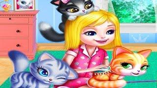 Любимый Котенок.Мой Пушистик.Играем с Кошечкой Китти.Мультик Игра с Любимым Питомцем