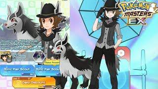 My Luck Is Still Here!! Hilbert (Fall 2020) & Mightyena Summons || Pokémon Masters EX