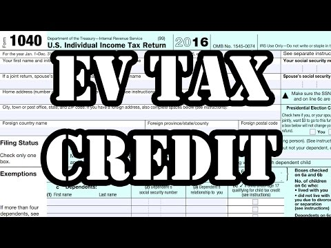 Federal EV Tax Credit Explained