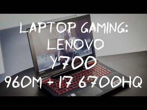 Laptop Gaming Lenovo Y700 (limba Romana)