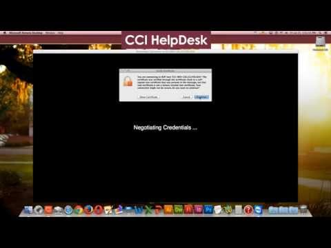 How To Access Microsoft Remote Desktop