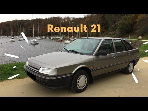 Présentation Renault 21