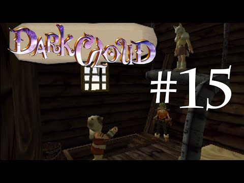 Let's Play... Dark Cloud! #15 DON'T DO IT KULULU!! (Gameplay