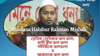 Bangla new Waz 2017 Maulana Habibur Rahman Misbah NEW WAZ 2017