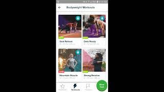 Fitbit Coach User Test #4