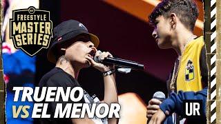 TRUENO VS EL MENOR | FMS INTERNACIONAL JORNADA 4 | Santiago de Chile