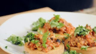 Chef Christina Pirello's Spicy White Bean Pate