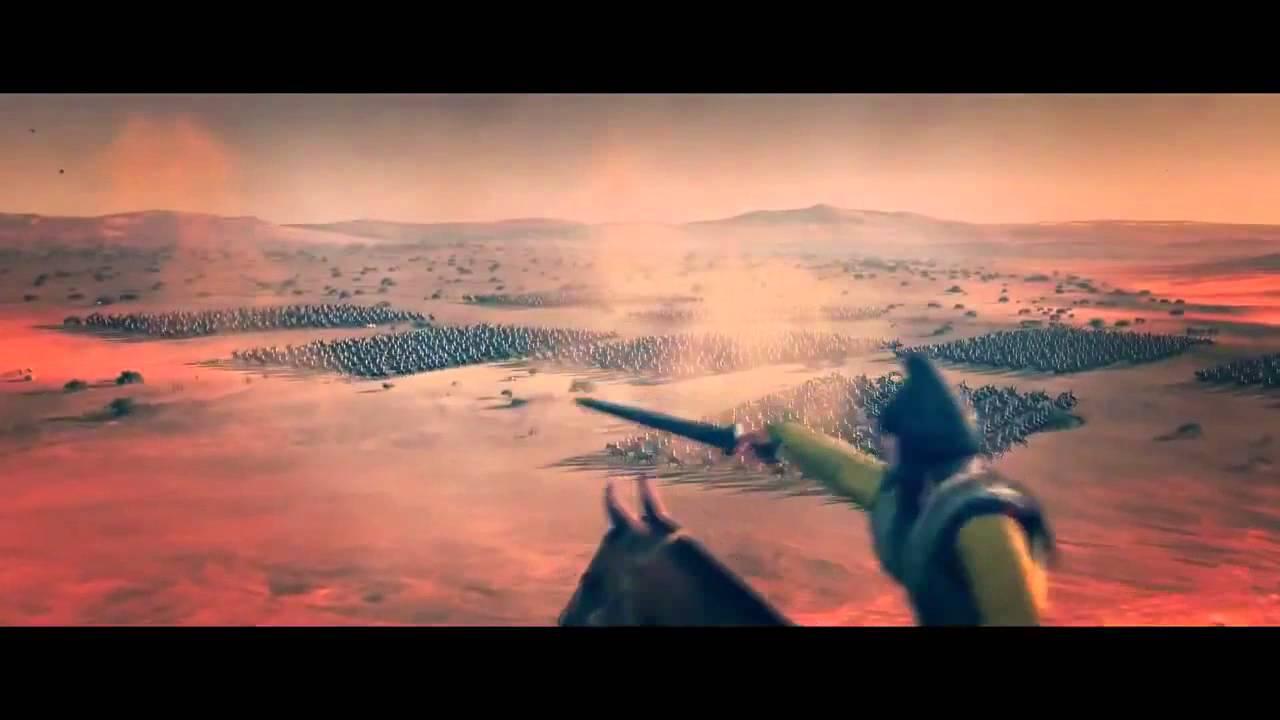 STEAM遊戲代購 邁思町遊戲商城 羅馬2:全軍破敵 遊牧部落 Total War Rome II Nomadic Tribes Culture Pack www.mysteam.tw - YouTube