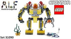 Popular Videos Lego Creator Robot Youtube