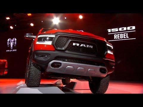 2019 Ram 1500 Reveal | 2018 NAIAS (Full)