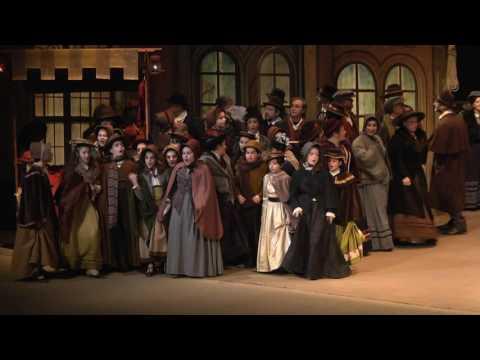 HQ - La Bohème, Finale II atto - TVE di Messina...