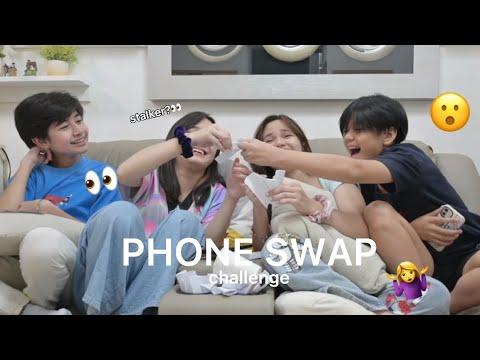 Download Phone swap challenge | Ashley Sarmiento