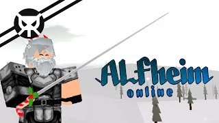 Let's Play ALfheim Online Alpha [WINTER UPDATE] ▼ ROBLOX ▼ Livestream