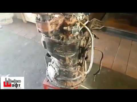 Ремонт КПП 9JS135A