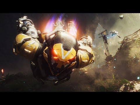 Anthem Early Access Stream