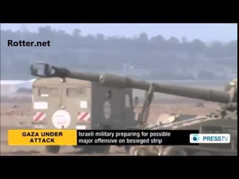 PRESS TV: ישראל מתכוננת למבצע רחב בעזה