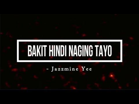 BAKIT HINDI NAGING TAYO (Tagalog Spoken Poetry) | Original Composition