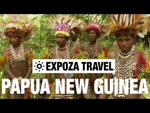 Papua New Guinea Culture (Oceania) Vacation Travel Wild Vide