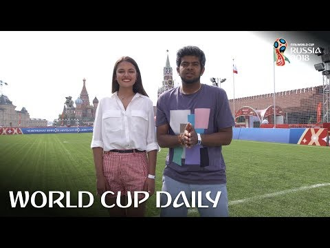 World Cup Daily - Matchday 16!