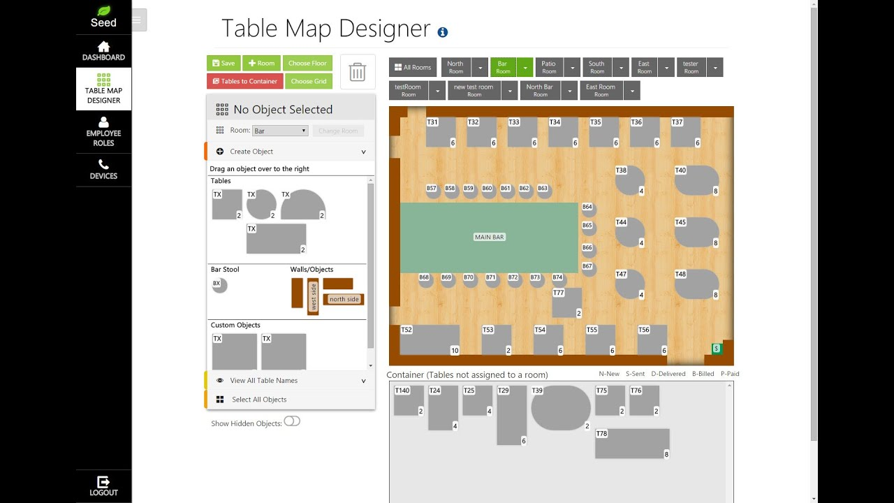 maxresdefault building a table map for seed digital menu for clover manage site