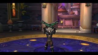 [Wow] Artefact Challenge Frost Dk. Подробный разбор!