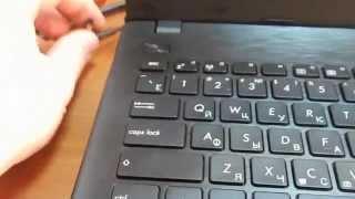 видео Горит индикатор питания, ноутбук не включается: причины и устранение проблемы