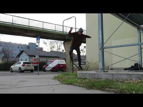 Vienna street skating