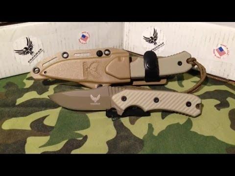 "Freeman outdoor gear ""451"" knives first look"