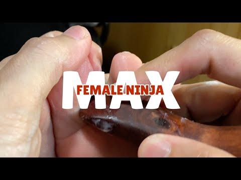 ごりごりMAX足つぼ | バキバキ重低音。女性モデル