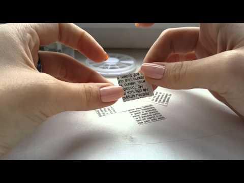 Как делать газетный маникюр в домашних условиях