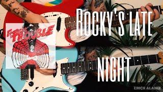 Rocky's Late Night - Albert Hammond Jr. (Guitar Cover)