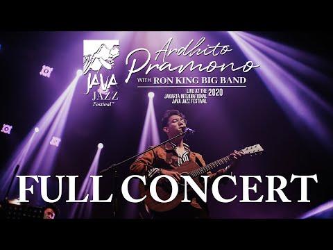 🔴 Ardhito Pramono Full Live Concert at Jakarta International Java Jazz Festival 2020