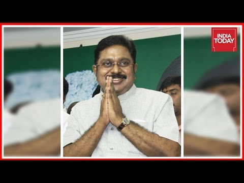 AIADMK Deputy Gen Secy Dinakaran Leaves For Delhi