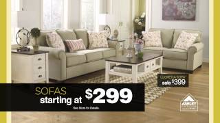 National Sale & Clearance at Ashley Furniture HomeStore