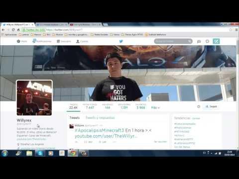 FollowBack a @_llamameazahara y promo a TheWillyrex