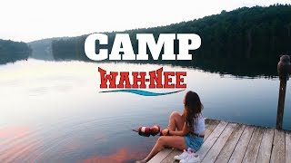 Gambar cover MY CAMP COUNSELOR EXPERIENCE: Camp Wahnee 2017🌲🐿 🇺🇸