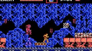 NES Castlevania TAS in 13:15.55 by Bisqwit