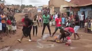 Funny Mozambican dance!