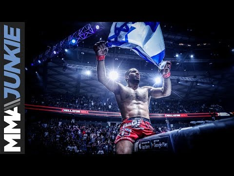 Bellator 188 video highlights from Tel Aviv, Israel