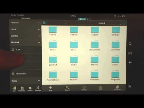 How to Access Dropbox and Google Drive on Kindle Fire HDX