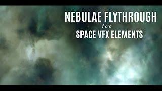 Nebulae Cloud Flythrough in Blender   Free Tutorial