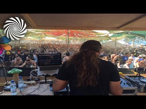 Skizologic Set @ Doof Festival #13 , Israel 2016 [Full Mix]
