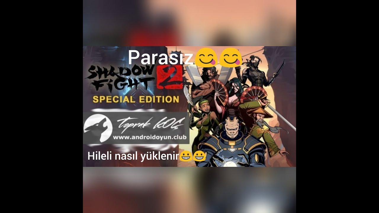 android oyun clup shadow fight 2 special edition