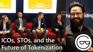 ICOs, STOs, and the Future of Tokenization - ZCash Presentation and Panel